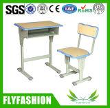 Solos escritorio y silla (SF-45S) de la escuela de los muebles populares de Calssroom