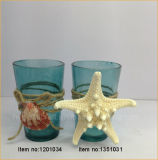 Ocean Series Hang Glass Candle Holder
