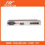 Multiplexador de fibra óptica de gestão SNMP