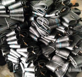 Binnenband van de Motorfiets van de Fabriek van China van Qingdao de Natuurlijke (4.00-10)