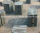 Hohes Chrom-Mangan kundenspezifische legierter Stahl-Gussteile