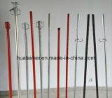 Armatura d'acciaio galvanizzata registrabile utilizzata per costruzione
