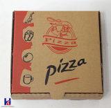 Preiswerte und gute Qualitätsklimapackpapier-Pizza-verpackenkasten