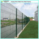 Fs-Y-0034 Galvanized Welded Wire Mesh para Fence Panel