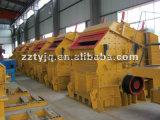 Дробилка утеса задавливая руд руду оборудования железную задавливая дробилку удара завода