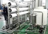 Um sistema do sistema de osmose reversa do estágio/RO