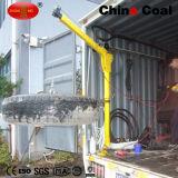 mini camion elettrico della gru di CC 12V montato sollevando gru