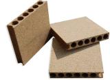 Fabriek-holle Particleboard Spaanplaat voor Deur die in 1250X2000mm wordt gebruikt