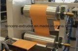 Het Opruimen van pvc de Vinyl Marmeren Lijn van de Machine van de Uitdrijving van het Comité van de Muur