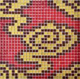 Mosaico decorativo de la casa del diseño de la pared moderna del cuarto de baño
