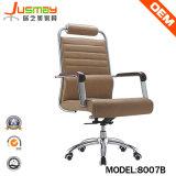 Bossage de pivot classique en cuir Chaise de bureau