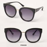 Forma redonda retro Eyewear