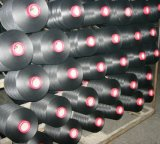 Schwarzes des Polyester-Garn-DTY 300d/96f