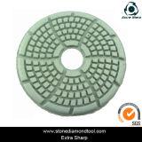 Dry와 Wet Polishing를 위한 수지 Floor Grinder Pads 또는 Abrasive Polisher