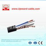 Isolamento de PVC bainha&Electric/cabo de fio flexível eléctricos de cobre