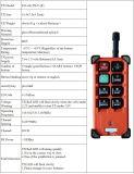 À télécommande sans fil industriel à télécommande simple de pompe à gaz de vitesse de vente chaude
