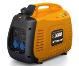 Generador portable de la gasolina del inversor de 2 kVA (G2000I)
