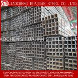 Tubo d'acciaio quadrato della saldatura utilizzato su costruzione