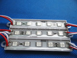5050 5LED Waterproof Module DC12V Red Light