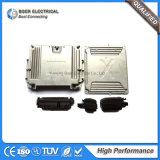 A ECU Alu 81p, 121p tampa da caixa de fusíveis do suporte do pino do conector automático