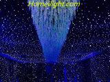Stern-Tuch des LED-Stern-Vorhang-LED für Hochzeit/Stadium verzieren