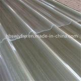 Paneles de hoja de techo de fibra de vidrio transparente de alta calidad