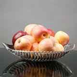 Bandeja de frutas de forma acrílica com forma criativa de frutas