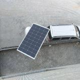 Réverbère solaire de la qualité DEL de batterie au lithium IP65