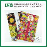 Couleur de haute qualité en usine d'impression offset de la carte en PVC