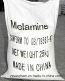장식적인 합판 제품을%s 최고 가격 멜라민 분말 99.8% 높은 순수성 멜라민