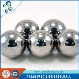 Bola de acero inoxidable para el rodamiento y los echadores/polea