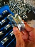 Вниз бортовые колеса для раздвижной двери, металла колеса вниз бортовые