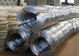 中国の専門の工場によって電流を通される鉄ワイヤー