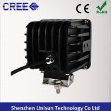 EMC 12V-24V 48 W LED CREE Lámpara de trabajo pesado