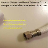 Tubo de manguera de jardín de agua flexible de PVC con accesorios y conector