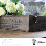 Hongdao Embalaje De Pesonlized De Madera Embalaje Artesanías Gift Box_E