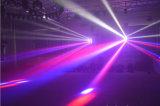 het LEIDENE van de Straal 8*12W RGBW Bewegende Hoofd van de Spin