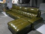 Sofa moderne, sofa sectionnel, meubles à la maison, sofa en cuir (A848)