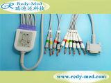 HP compatibles avec le câble de l'ECG 12 dérivations