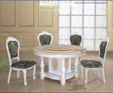Moderne Gaststätte-Möbel/Luxuxgaststätte-Möbel-Sets/Hotel-Möbel/Esszimmer-Möbel/das Speisen stellt ein (GLD-058)