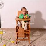 Многофункциональный обедая стул для стула младенца малышей Bamboo