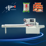 Fait dans le prix Rapide-Servi semi-automatique de machine à emballer de flux de nouille de la Chine