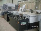 暖かい端のスペーサの生産ラインのための水平の熱い出版物機械