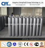 35L de alta pressão de dióxido de carbono de oxigênio sem cilindro de aço árgon, nitrogénio
