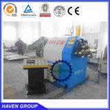 máquina de dobragem eléctrica de secção mecânica, perfil WYQ24-45 máquina de dobragem