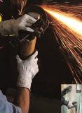 Hppeの乳液によって塗られるしわの切抵抗の安全作業手袋(H1101)