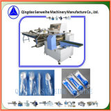 Machine de conditionnement en forme d'oreiller de type Inverted en Chine