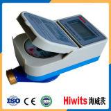Беспроволочной франтовской счетчик воды предоплащенный пластмассой ценой толковейшей карточки IC самым лучшим