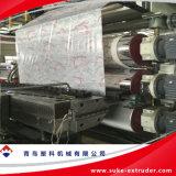 PVC 기계를 만드는 대리석 장 밀어남