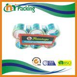 BOPP druckte super freies Verpackungs-Kristallband mit Firmenzeichen